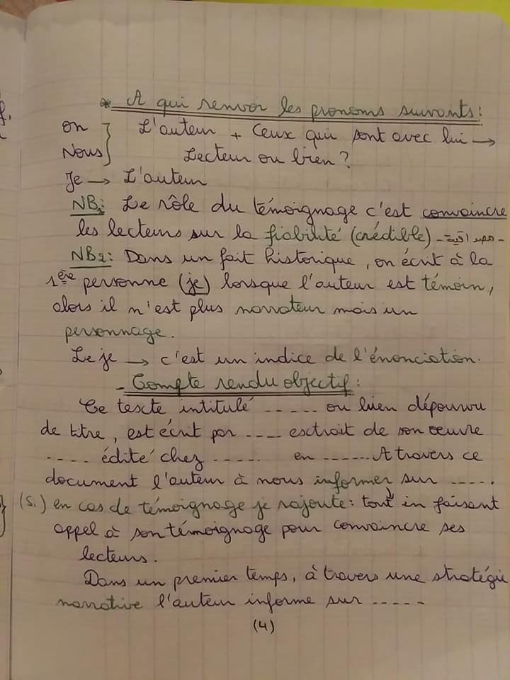 مراجعة صغيرة في الفرنسية للطلاب الباك ع - ت  Do